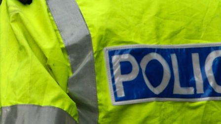 Thieves used explosives to blow up the cash machine at the petrol garage on the A505 near Ashwell.