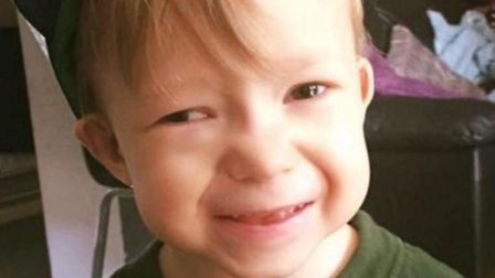 Logan Keir was born with DiGeorge syndrome (22q11.2 deletion).