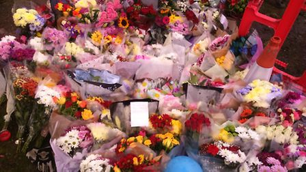 Many of the tributes contained moving messages of condolence to Bryce's family.