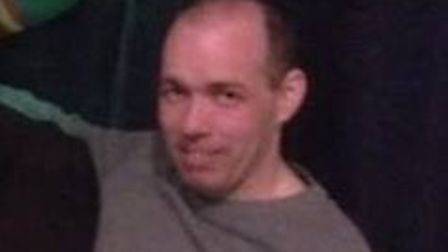 Stevenage man David Davies, 39, who died on the A505 near Offley.