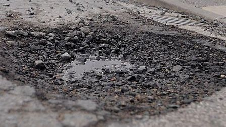 Motorists calls for something to be done to improve roads have resulted in an additional £480,000 in