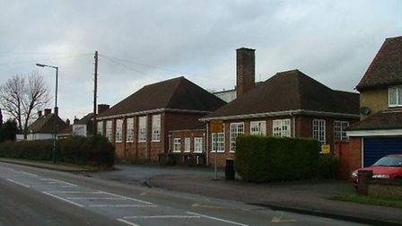 The former Norton School in Letchworth, photographed in 2006. Photo: Robin Hall via Geograph