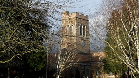 All Saints' Church in Southill, Bedfordshire. Photo: Bikeboy via Geograph