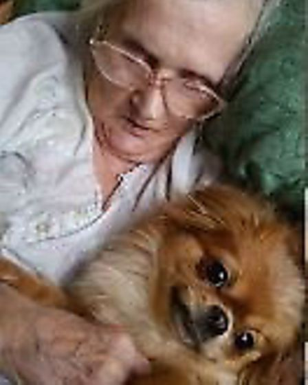 Terrie Langridge was very close to her grandmother, Mary Gale, who died in May.