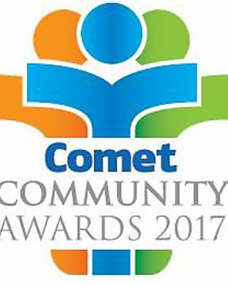 The Comet Community Awards 2017.