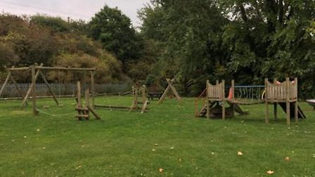 People power has led to Brook View children's playground in Hitchin being saved