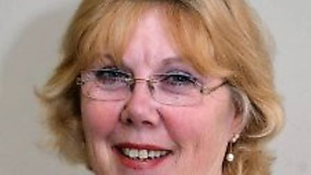 The leader of North Herts District Council Lynda Needham.