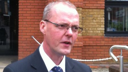 DCI Jerome Kent, who led the Helen Bailey murder investigation.