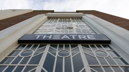 The Broadway Theatre in Letchworth.