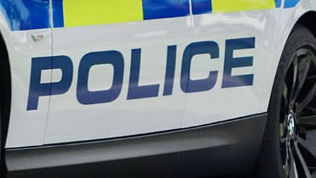 A man walking in Letchworth had his iPad stolen by a robber who pushed him into a fence and police