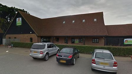 Treetops Biggleswade, which has received inadequated ratings across the board from Ofsted. Picture: