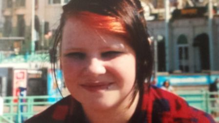 Letchworth teenager Kaitlin Anderson, who died in 2015 aged 18, and for whom the award is named. Pho