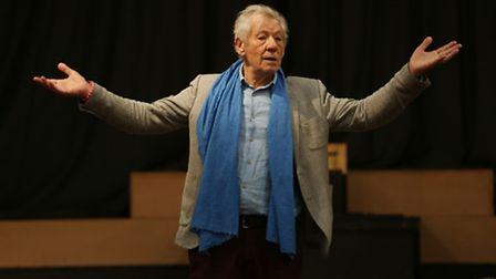 Sir Ian McKellen answers questions from pupils of The Priory School in Hitchin about equality.