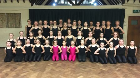 Dance Steps Academy in Letchworth are set to perform with Strictly Come Dancing star Pasha Kovalev a