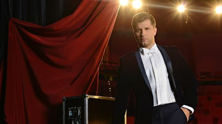 Pasha Kovalevs new theatre tour - Lets Dance The Night Away - is coming to the Gordon Craig Theatre