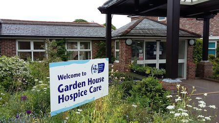 Organisers of The Great British Prom at Knebworth have adopted Garden House Hospice Care as its char