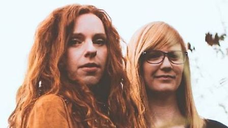 The Worry Dolls are playing at David's Music next week.