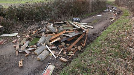 Fly-tipping - 'it's a crime not to care'