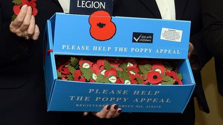 Can you step in to help keep the Poppy Appeal going in Weston? File photo.