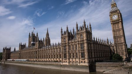 The Houses of Parliament in London. Credit: PA Wire/Stefan Rousseau