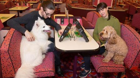 Mecca Pets means all the family can enjoy bingo.