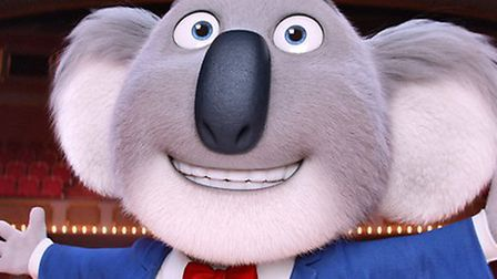 Saffron Screen is showing an autism friendly version of Sing at 11am on Sunday, April 2