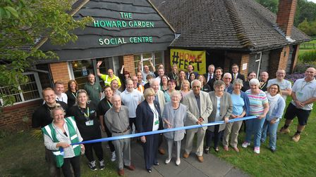 The Howard Garden Social and Day Care Centre following its makeover by Community SOS volunteers in S