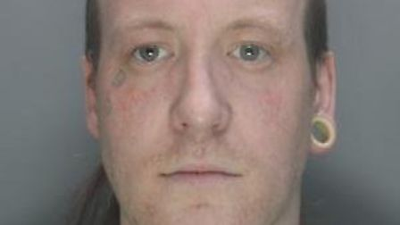 Ben Horton, also known as Ben Piroth, has today been jailed for four years. Photo: Herts police