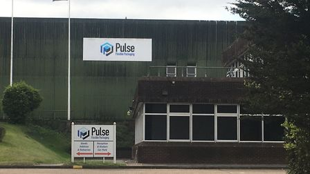 Pulse Flexible Packaging Ltd in Saffron Walden, which has gone into administration