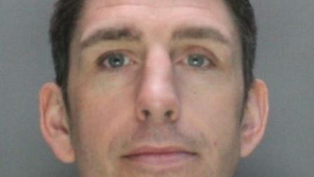 Wanted Stevenage man Wayne Hyde, 39. Picture: Herts police