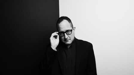 Craig Finn of The Hold Steady. Picture: Courtesy of David Gottleib