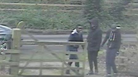Police have issued CCTV images following burglaries in Uttlesford and Braintree