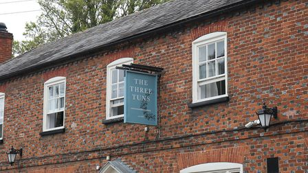 The Three Tuns. Picture: Danny Loo