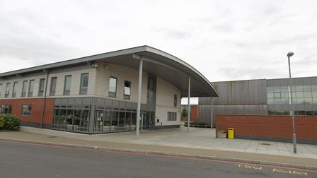 Samuel Whitbread Academy in Clifton. Picture: Harry Hubbard