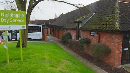 North Herts Day Service for older people at Nightingale House