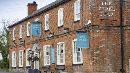 The Three Tuns in Ashwell