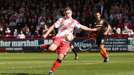 Having the likes of Steven Schumacher in the squad is a big boost says Stevenage boss Darren Sarll.