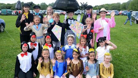 Walsworth Festival - Lesnick School of Ballet and Theatre. Picture: Alan Millard.
