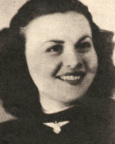 SOE agent Madeleine Damerment, who spent about a year in Hitchin and was executed by the Nazis at Da