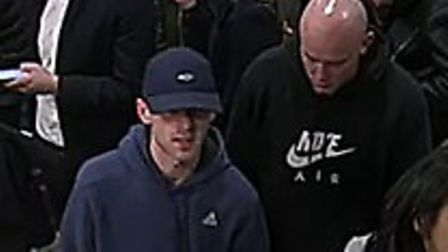 Do you recognise these men? Police would like to speak to them in connection with a burglary in Letc