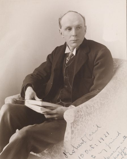 Lord Robert Cecil, who was MP for Hitchin from 1911 to 1923. Picture: National Library of Norway