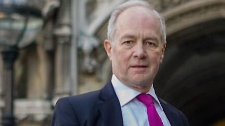 Peter Lilley, who was MP for Hitchin and Harpenden from 1997 to 2017.