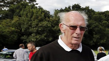 Letchworth Garden City Eagles FC stalwart Vince Paige, who died in February.