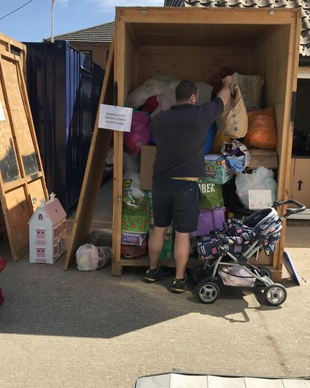 The team from Better Removals & Storage said they have had incredible response to their appeal for t