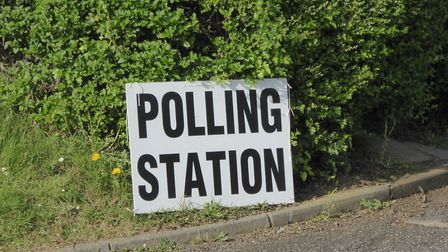 Polling stations will be open until 10pm on Thursday