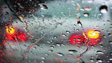 Heavy rainfall is forecast for Stevenage, North Herts and Central Bedfordshire. Picture: Getty Image