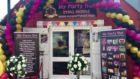 My Party Hut in Letchworth's The Wynd. Picture: Love Letchworth