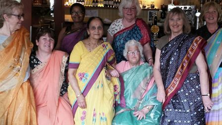 Carers in Letchworth enjoyed a cultural day together.