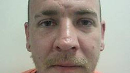Michael McKenna is wanted by Herts police
