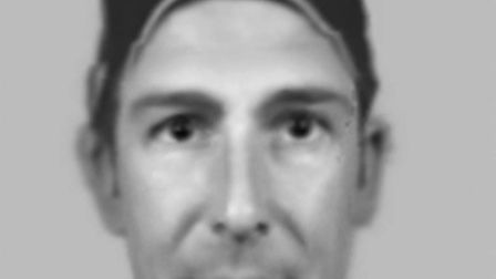 Do you recognise this man? This E-fit image has been released following a distraction burglary in Le